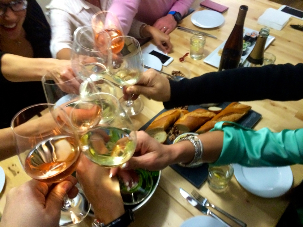 vu cheers