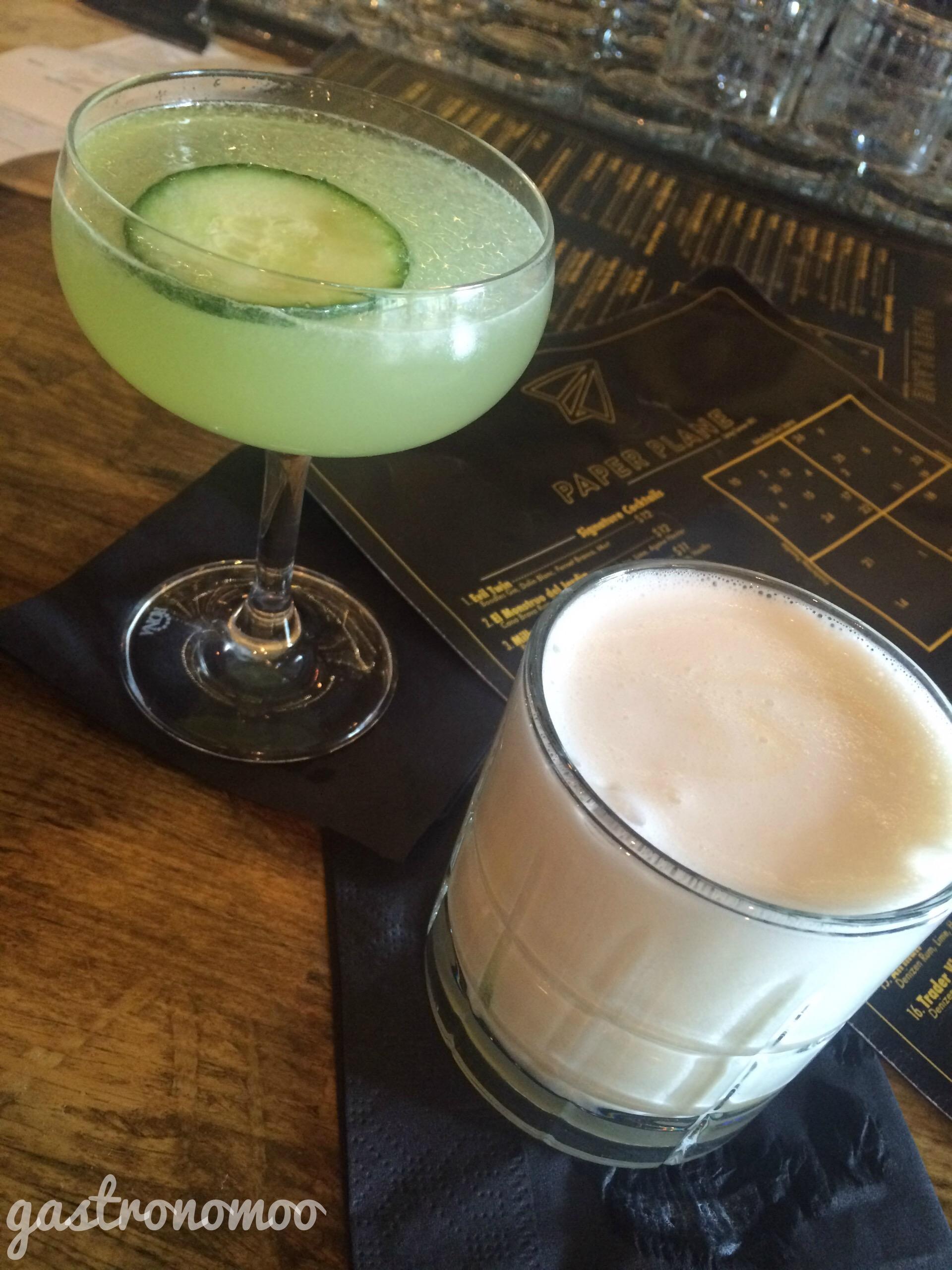 recipe: paper plane cocktail san jose [31]